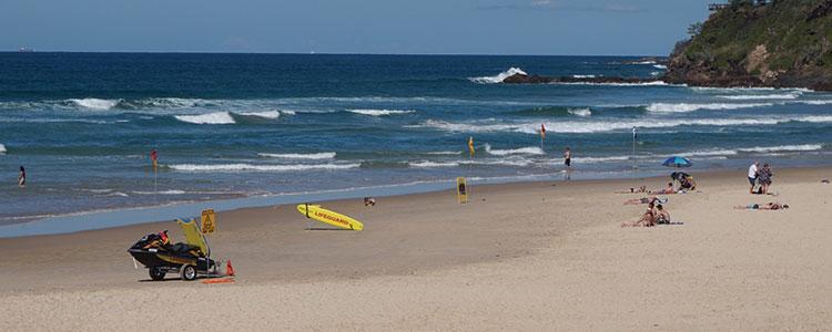 Les plages dorées de la côte Est en campervan