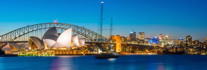 une demande d'eta pour l'Australie en ligne